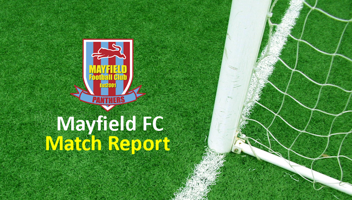 Mayfield U10s – 24th March
